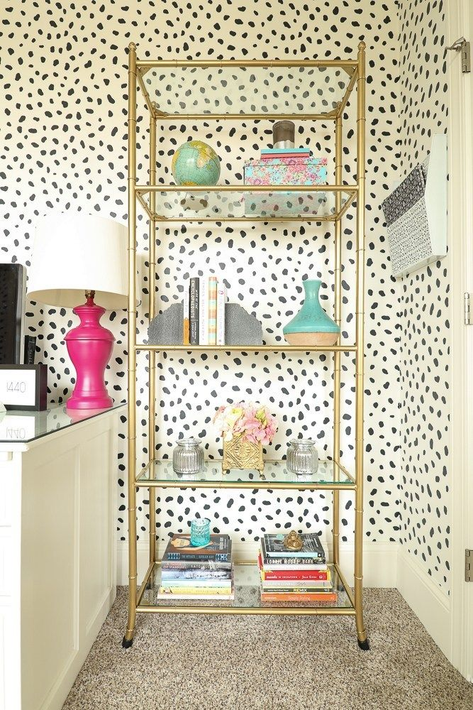 Kate Spade Inspired Office eDesign - Arie + Co.