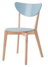 ikeas retro chair in blue ikea furniture e22 retro