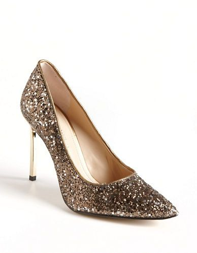 Sparkly Wedding Shoes At Lord U0026 Taylor. Enzo Anglioni