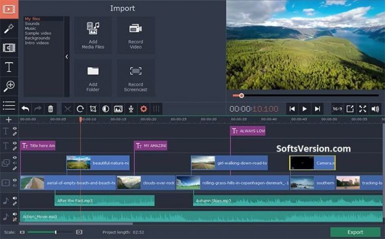 Full Version Softwares For Pc Mac Free Download In 2020 Windows Movie Maker Video Editing Software Video Editor