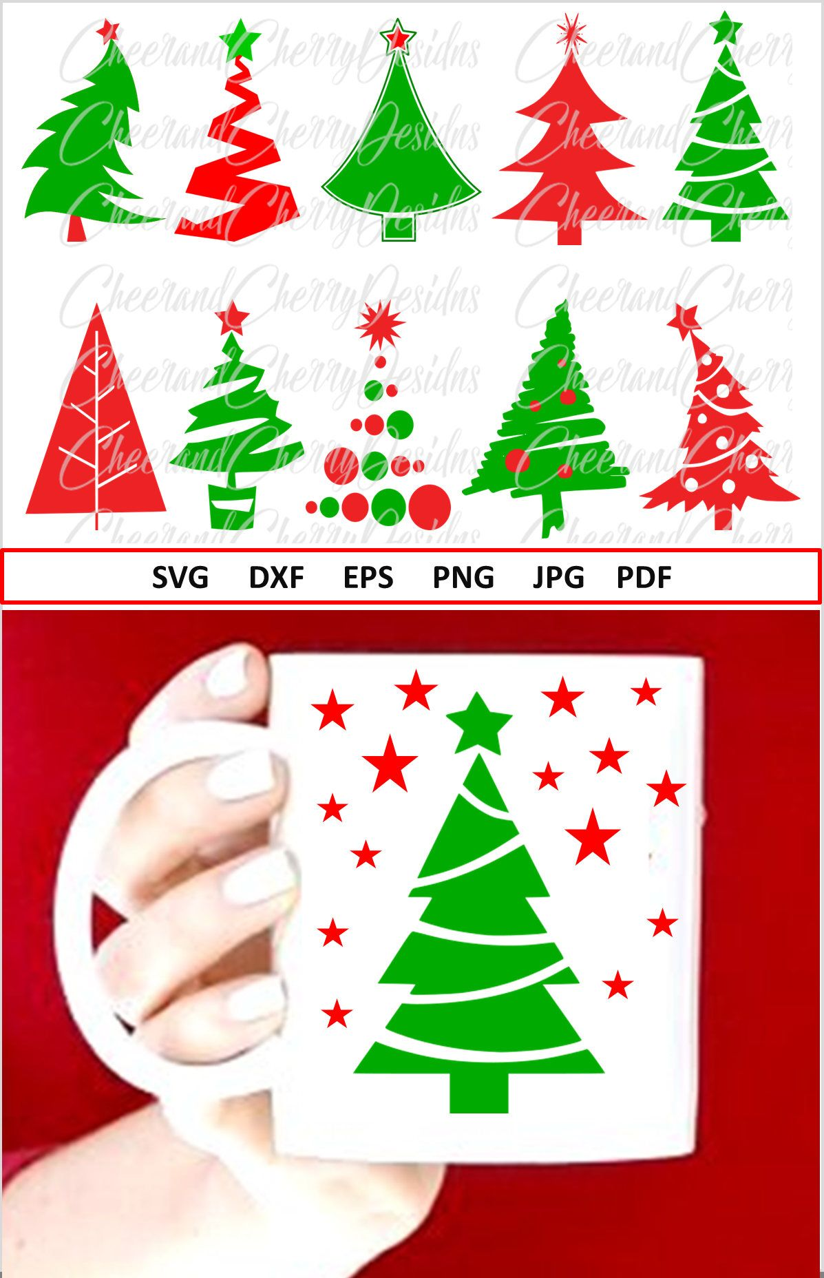 28+ Hand Drawn Christmas Doodle / Christmas Svg Cut File Bundle / Christmas Elements / Christmas Clipart Design