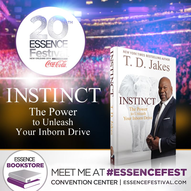 Join jakes at essencefest great words instinct
