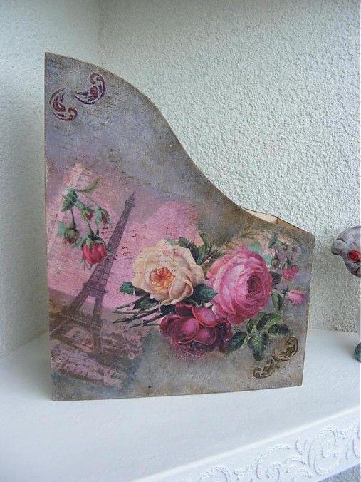 Chanson sans paroles ... / giovana - SAShE.sk - Handmade Krabičky