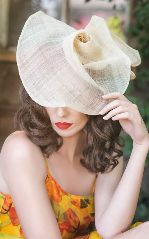 Extra fine sinamay straw free form  millinery  hats  aminamariemillinery 801bf9e52b68
