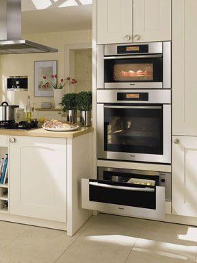 Oven With Proving Drawer Kitchen Kitchen Design Kitchen Remodel