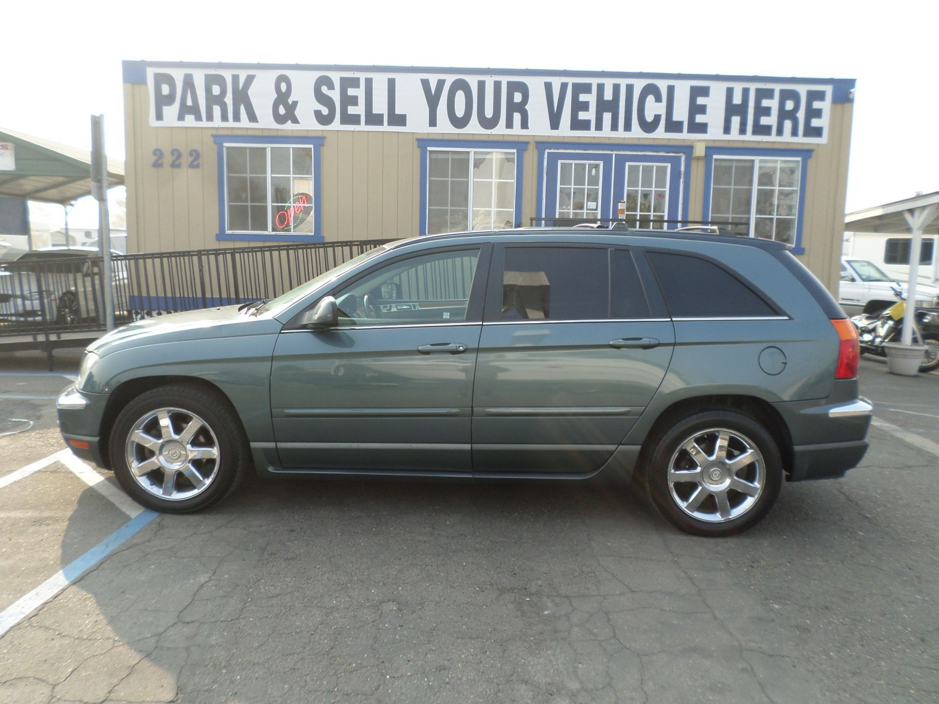 2006 Chrysler Pacifica Chrysler Pacifica Suv For Sale Leather
