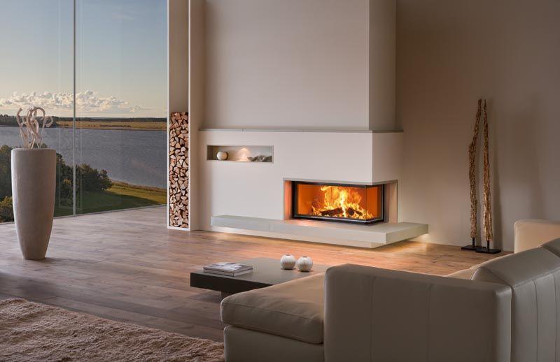 heizkamin speicherkamin warmluftkamin integriertes. Black Bedroom Furniture Sets. Home Design Ideas