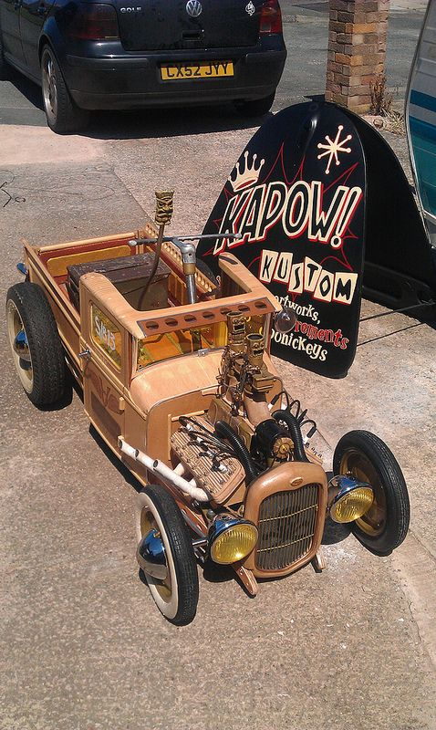 Hot Rod Soapbox Racer 5 Custom Rat Rods Soap Box Cars