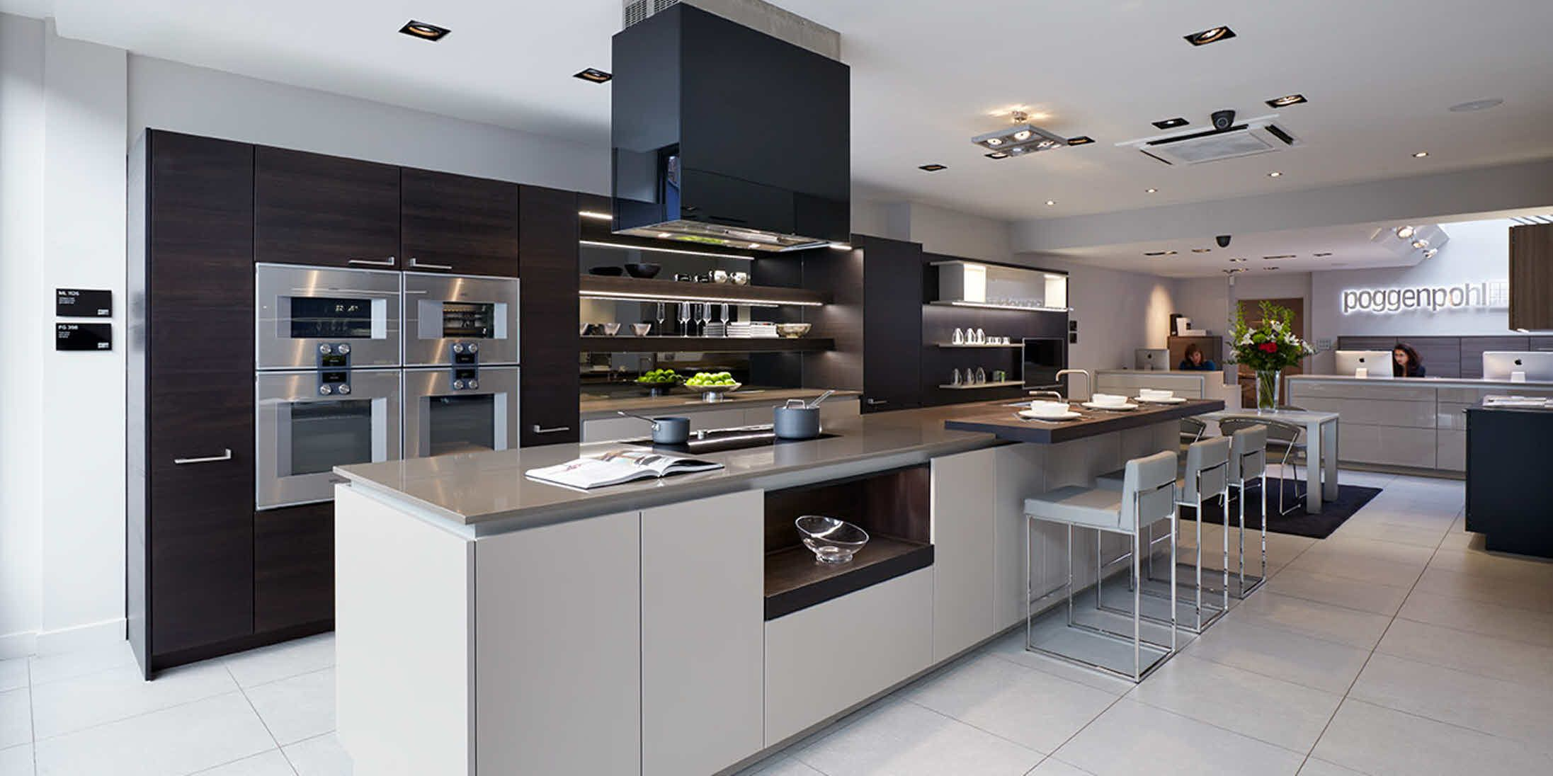 Large Kitchen With Poggenpohl  Google Search
