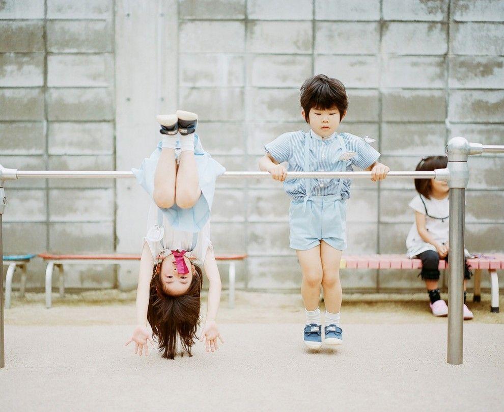 """Haru and Mina"" By Hideaki Hamada » Design You Trust. Design, Culture & Society."
