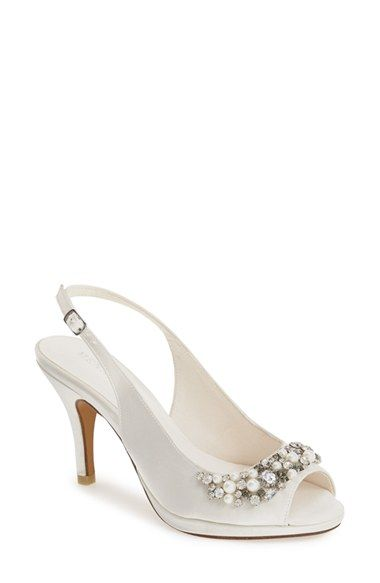 Pump nordstrom Embellished Menbur Slingback At Available 6xaBAq7
