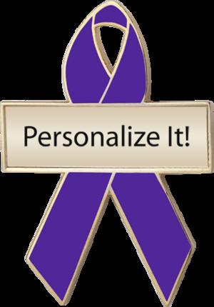 Pin On Custom Ribbons Cause Awareness Ribbon Pins