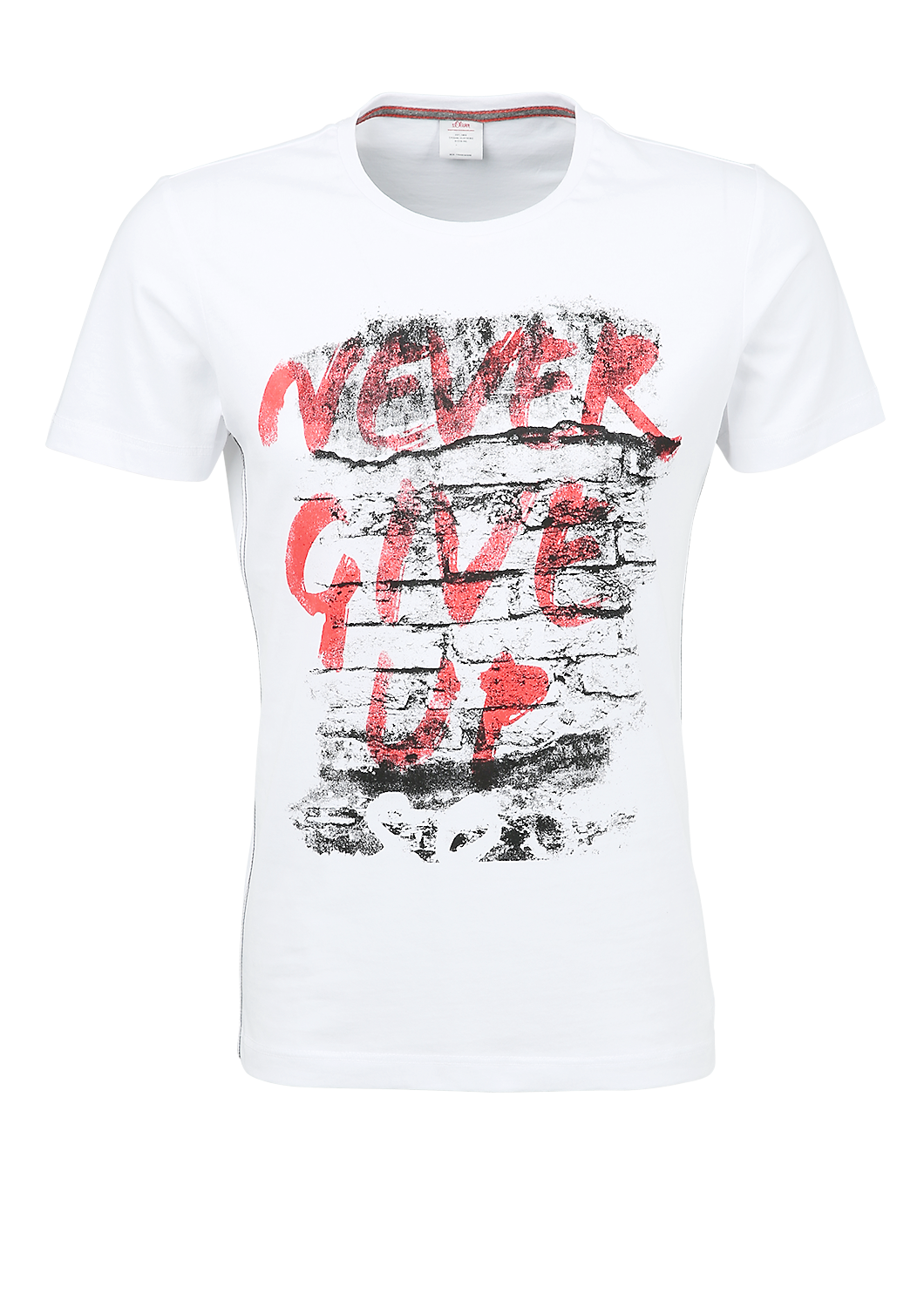 Buy Nyc T Shirt With A Flock Print S Oliver Shop T Shirt Buy Clothes Cool Graphic Tees