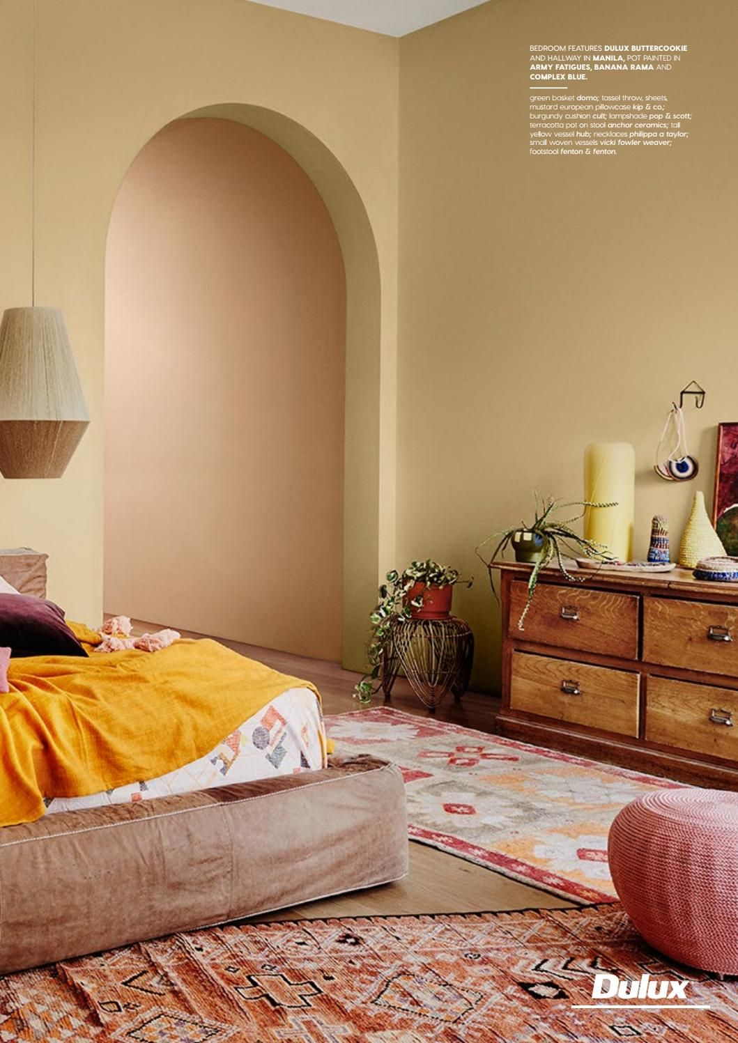 Antidote A Colour Cure Trends Interiors Bedrooms And