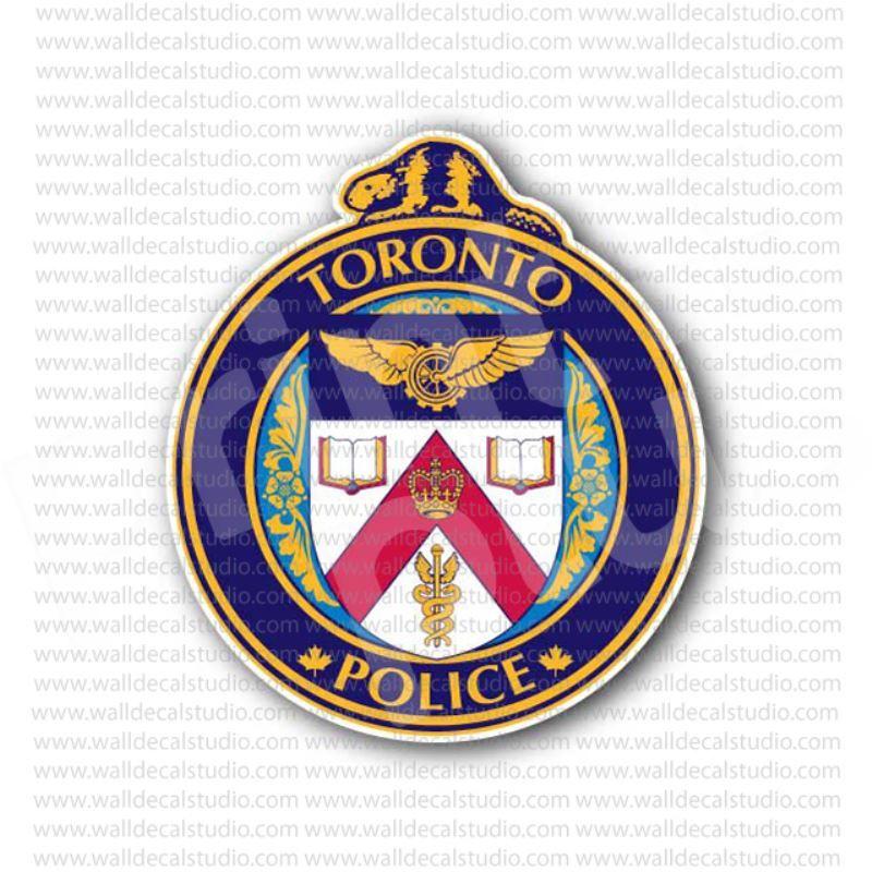 Toronto Police Service Sticker | Departments Stickers