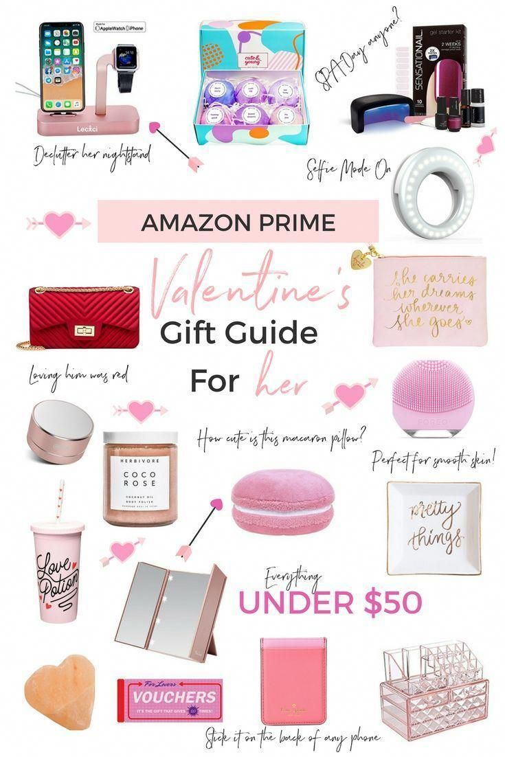 Amazon prime valentines day gifts for her everything