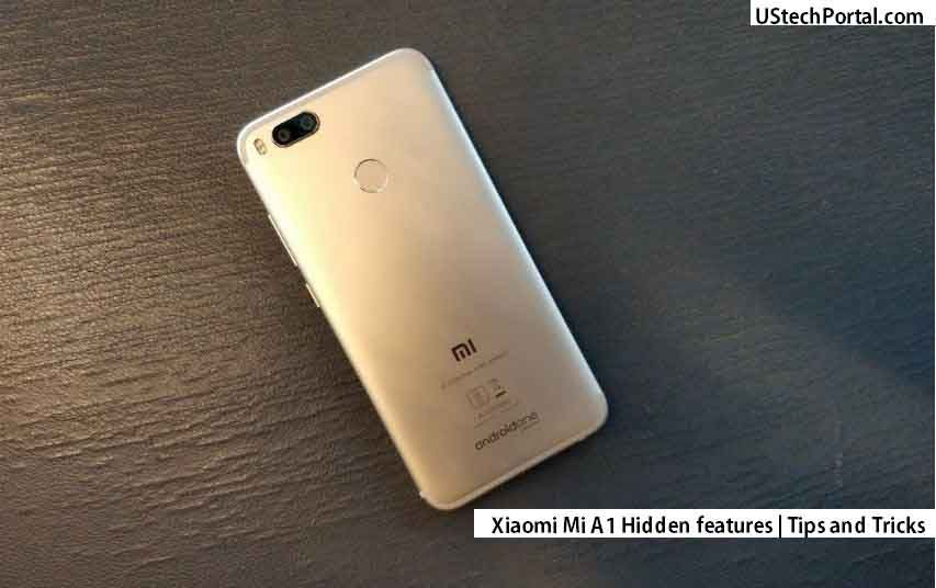 Mi A1 Hidden Features   Tips and Tricks   UI Features - UStechPortal