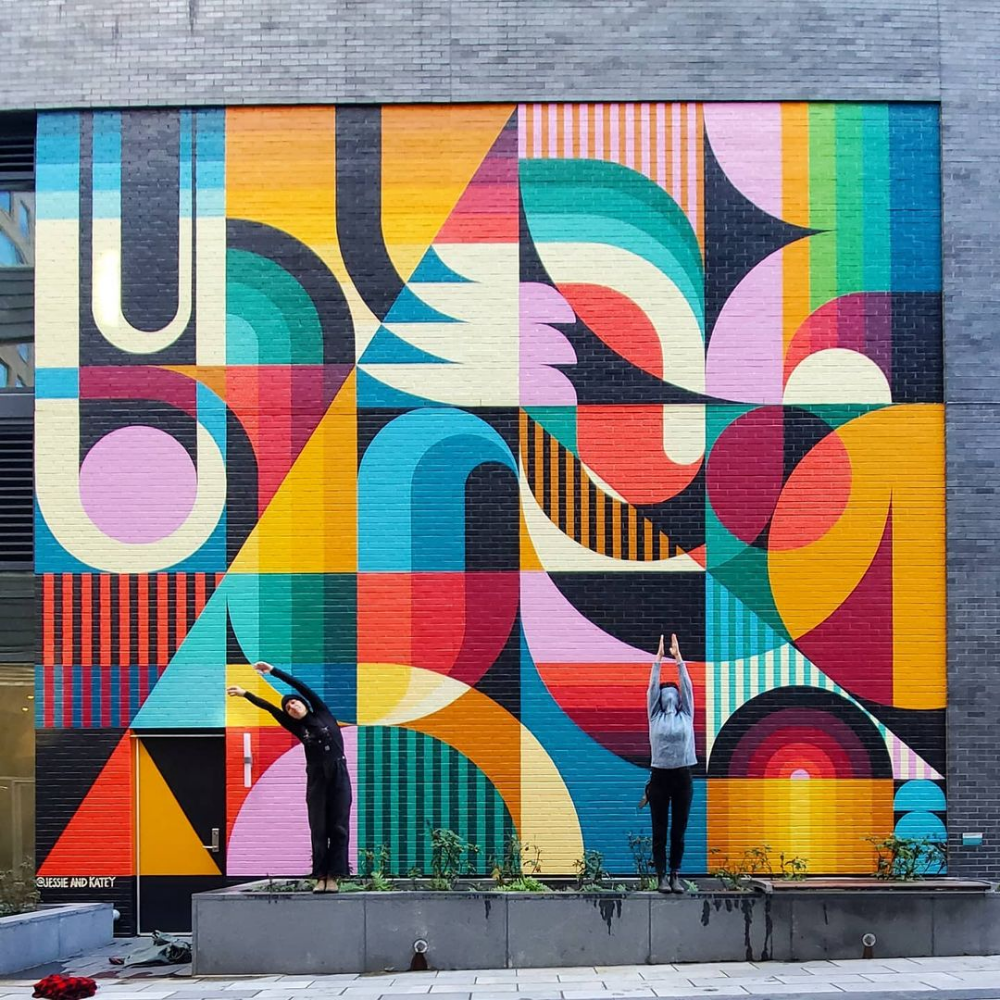 Jessie Unterhalter Katey Truhn Jessieandkatey Instagram Photos And Videos Best Street Art Street Art Art
