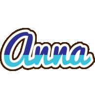 Anna raining logo