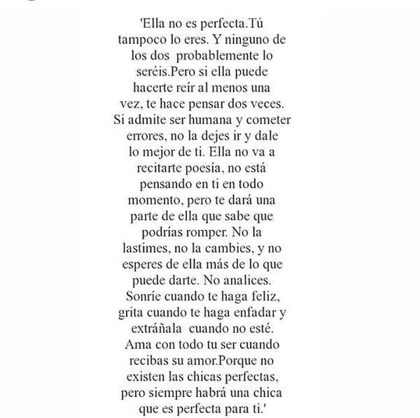 No Soy Perfecta Pero Lo Intento Para Ti No Soy Perfecta