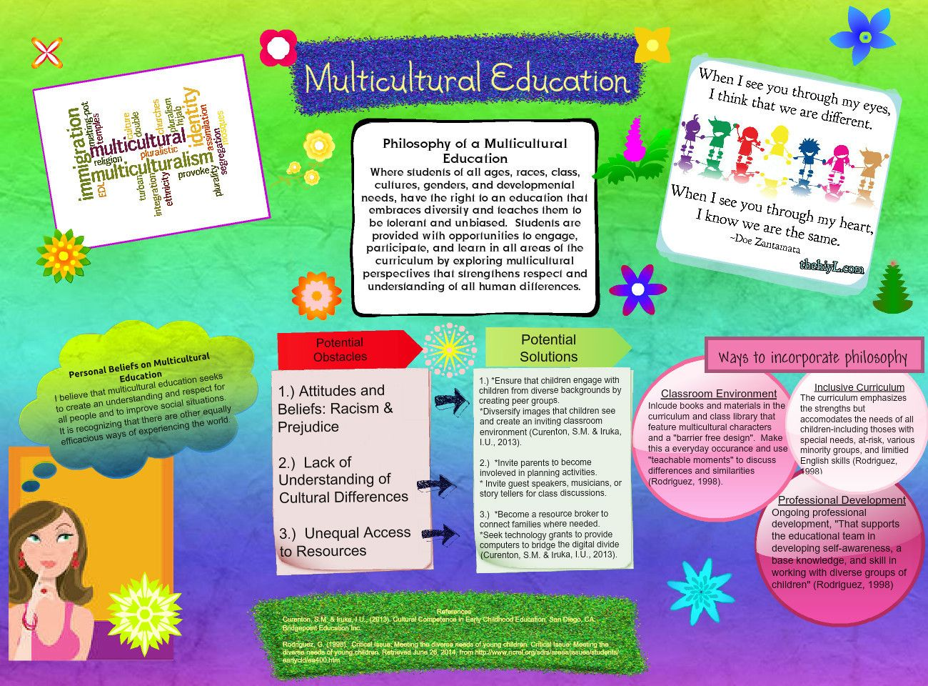 what are the three parts of a essay Diversity in education essay