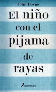 Entre Letras y libros: El niño con el pijama de rayas De. John Boyne