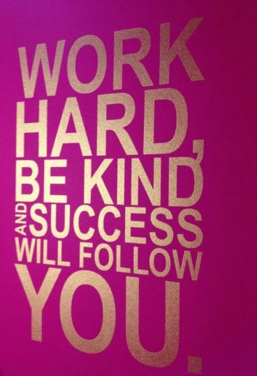 Quote Of The Day Work Enchanting Thought For The Day… #work #kind #success #quote  Inspirational .