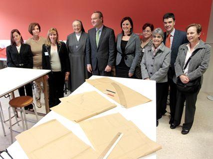 Inauguración del Centro Laura Vicuña