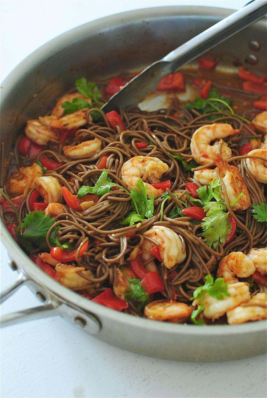 recipe: seafood soba soup [32]