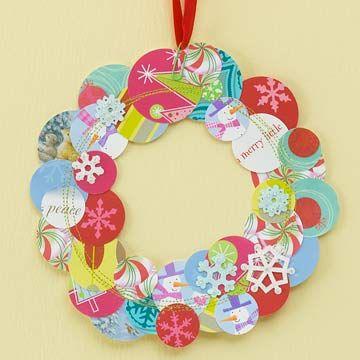 Christmas Card Display Ideas ~WrEaThS~ Pinterest Navidad