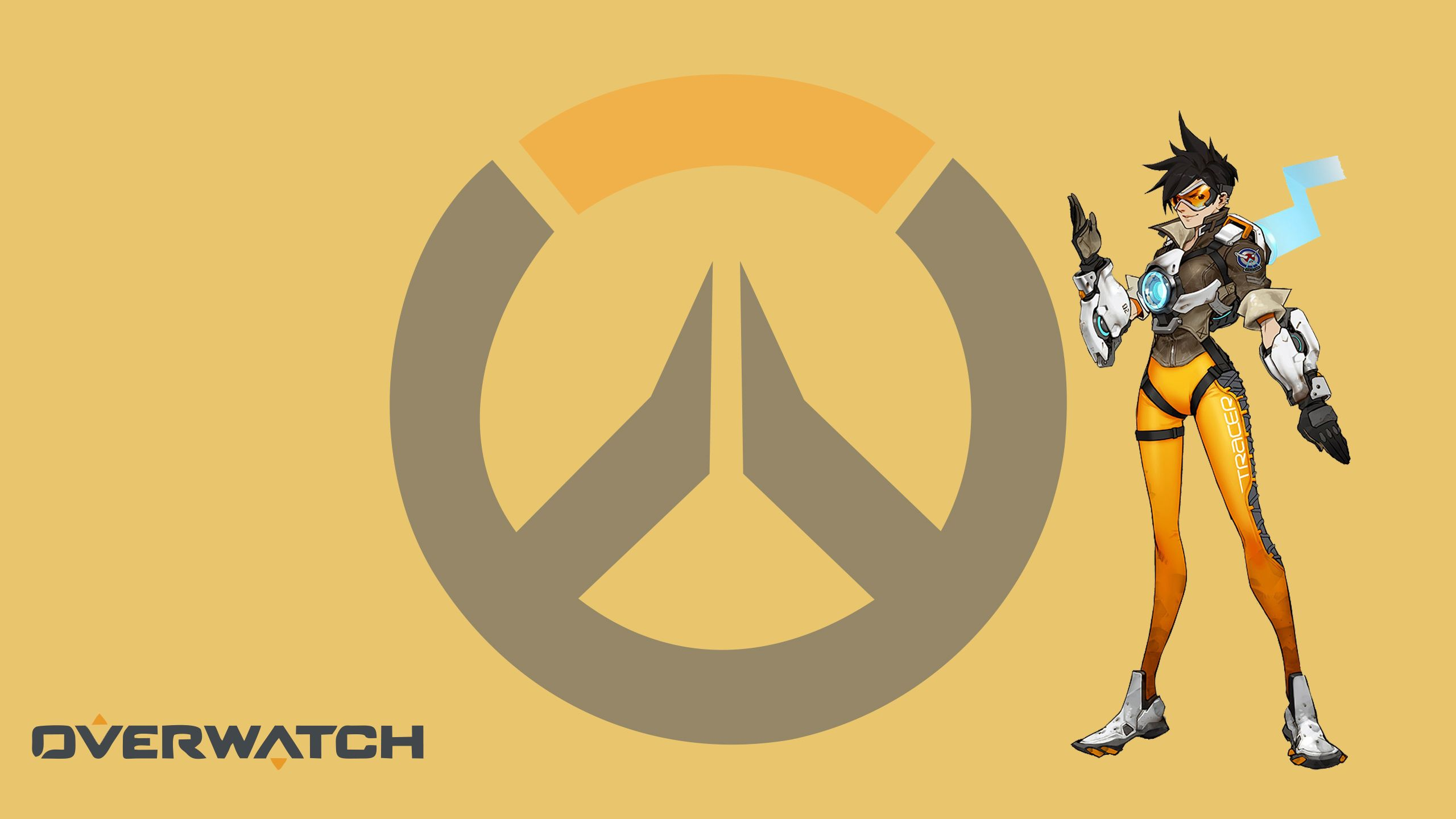 Nice Tracer Overwatch Hd Wallpaper With 3 Optional Size Tracer