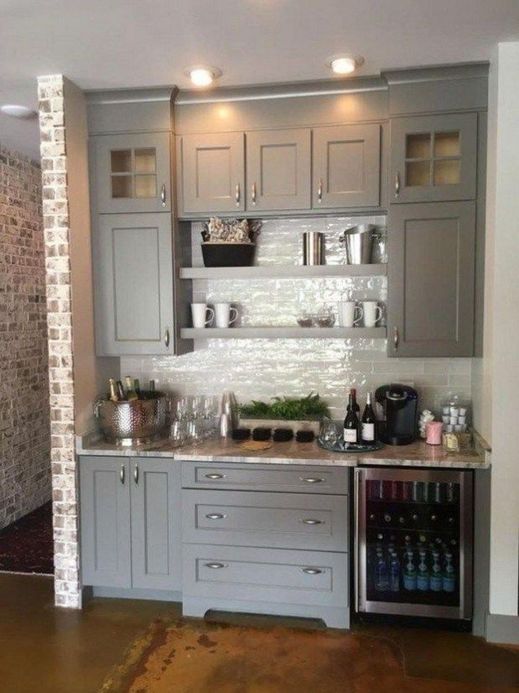 42 adorable small kitchen remodel design ideas on a budget