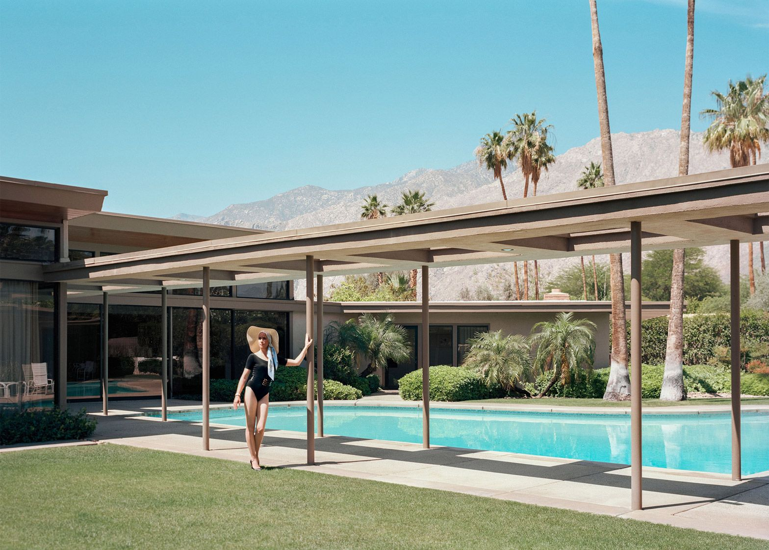 Stephanie Kloss Mid century Inspired Photography In CaliforniaModern