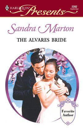 Cover image for The Alvares Bride