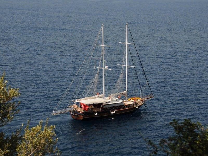 YUCEBEY 1   CNL Yacht