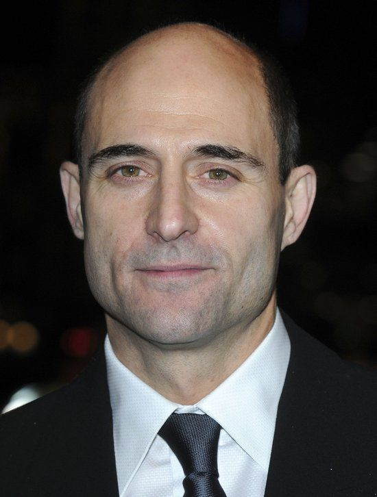 Mark Strong - I want him to read me bedtime stories