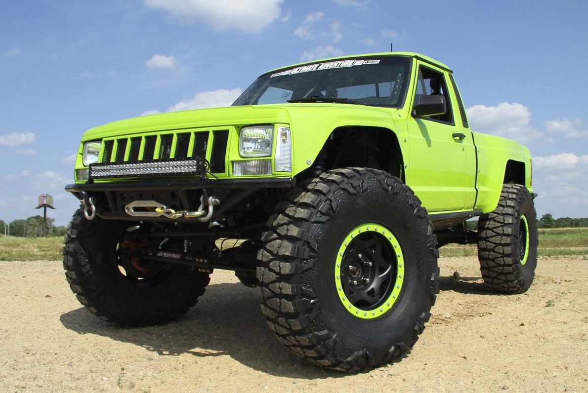 Jeep Fans Are Asking Chrysler To Bring Back A Jeep Truck Remember