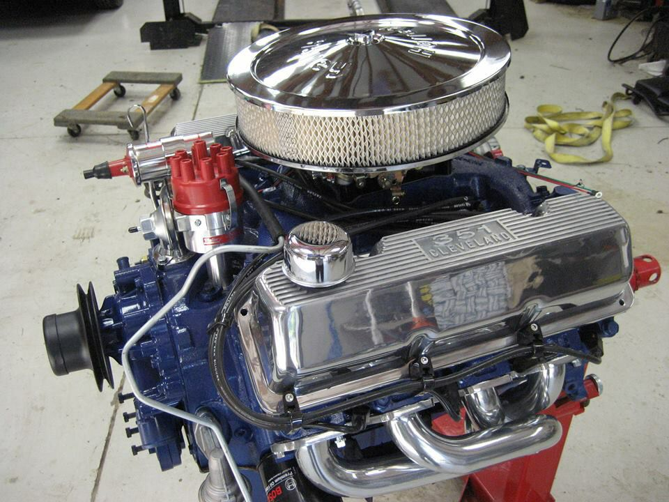351C 4V | Ford power plants | Ford racing engines, Chevy