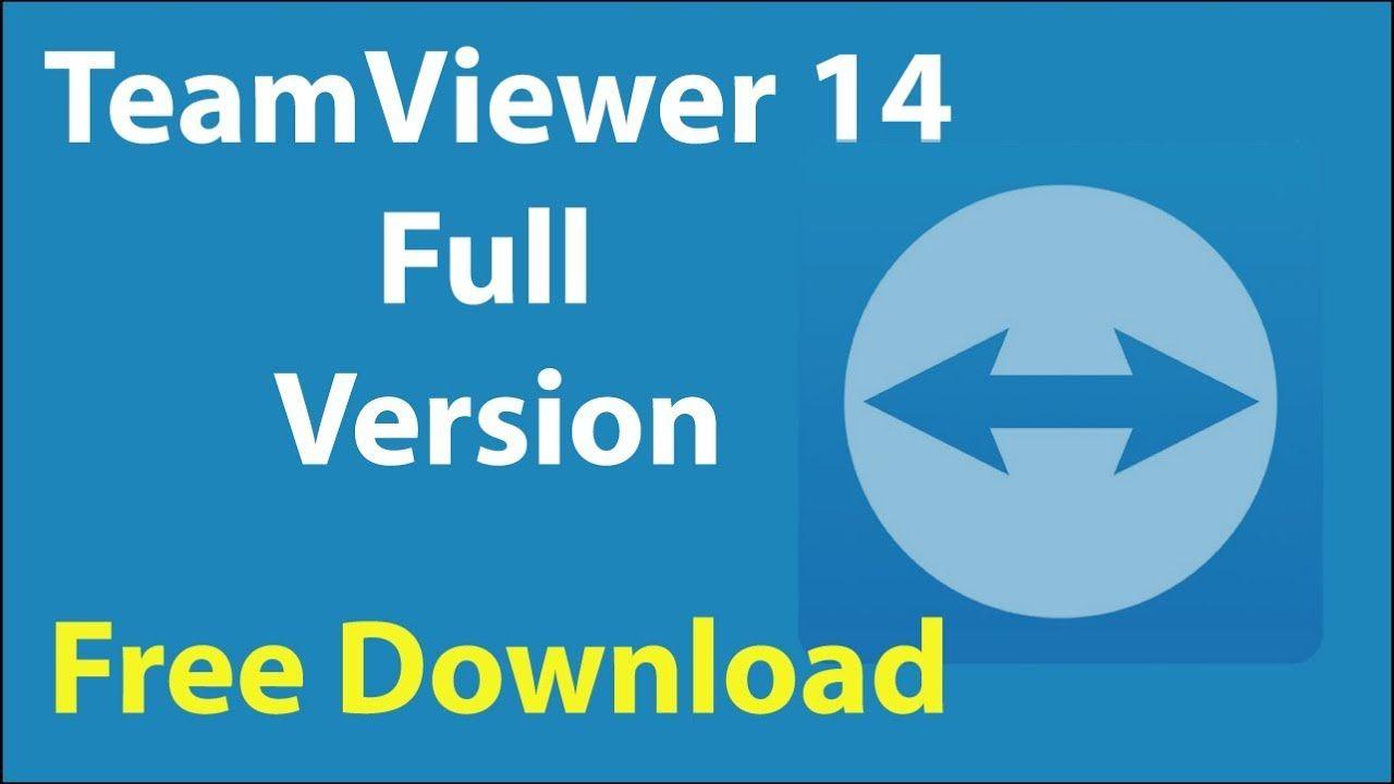 Teamviewer 14 Full Version Free Download 100 Working 2019 Free Download Teaching Version