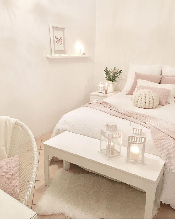 Schaffell Cody, glatt Luxusschlafzimmer, Hübsche