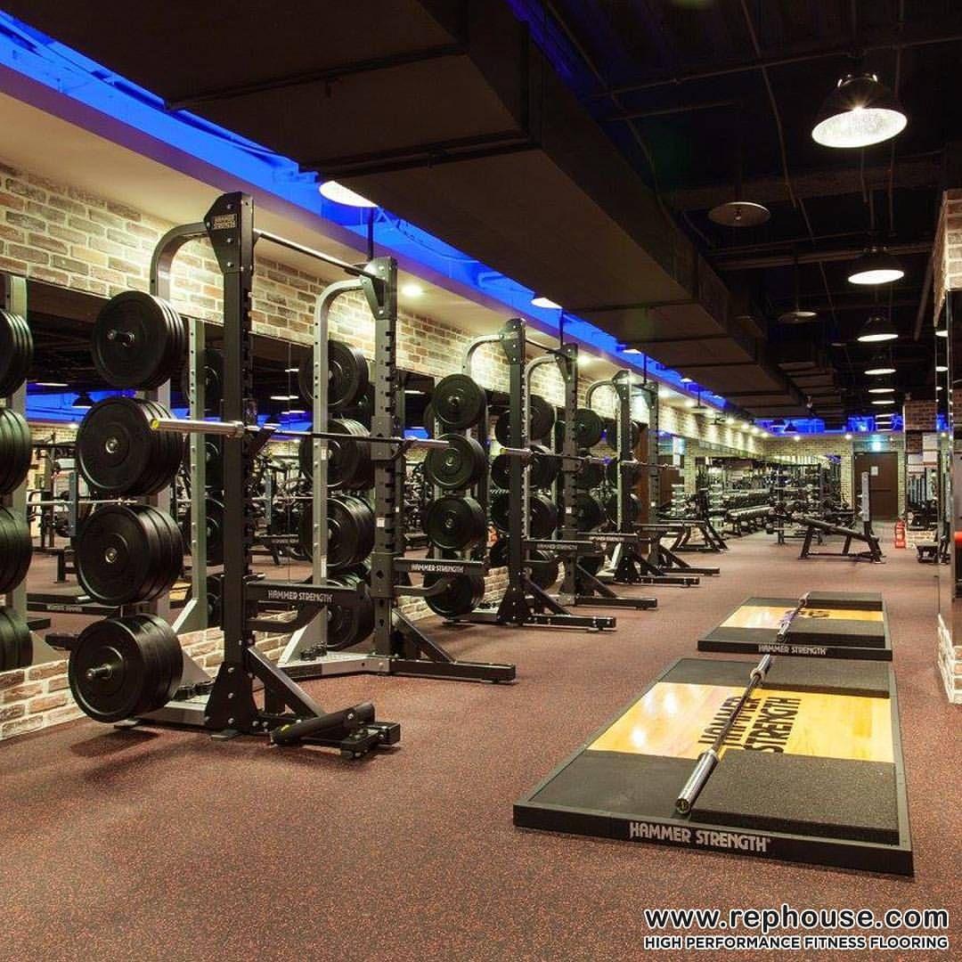 Neoflex 500 Series Fitness Flooring At Fitness Factory Taiwan Fitnessstudio Bodenubungen Fitnessraum