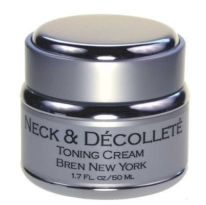 Skincare Cream | Neck Toning Cream by Bren New York