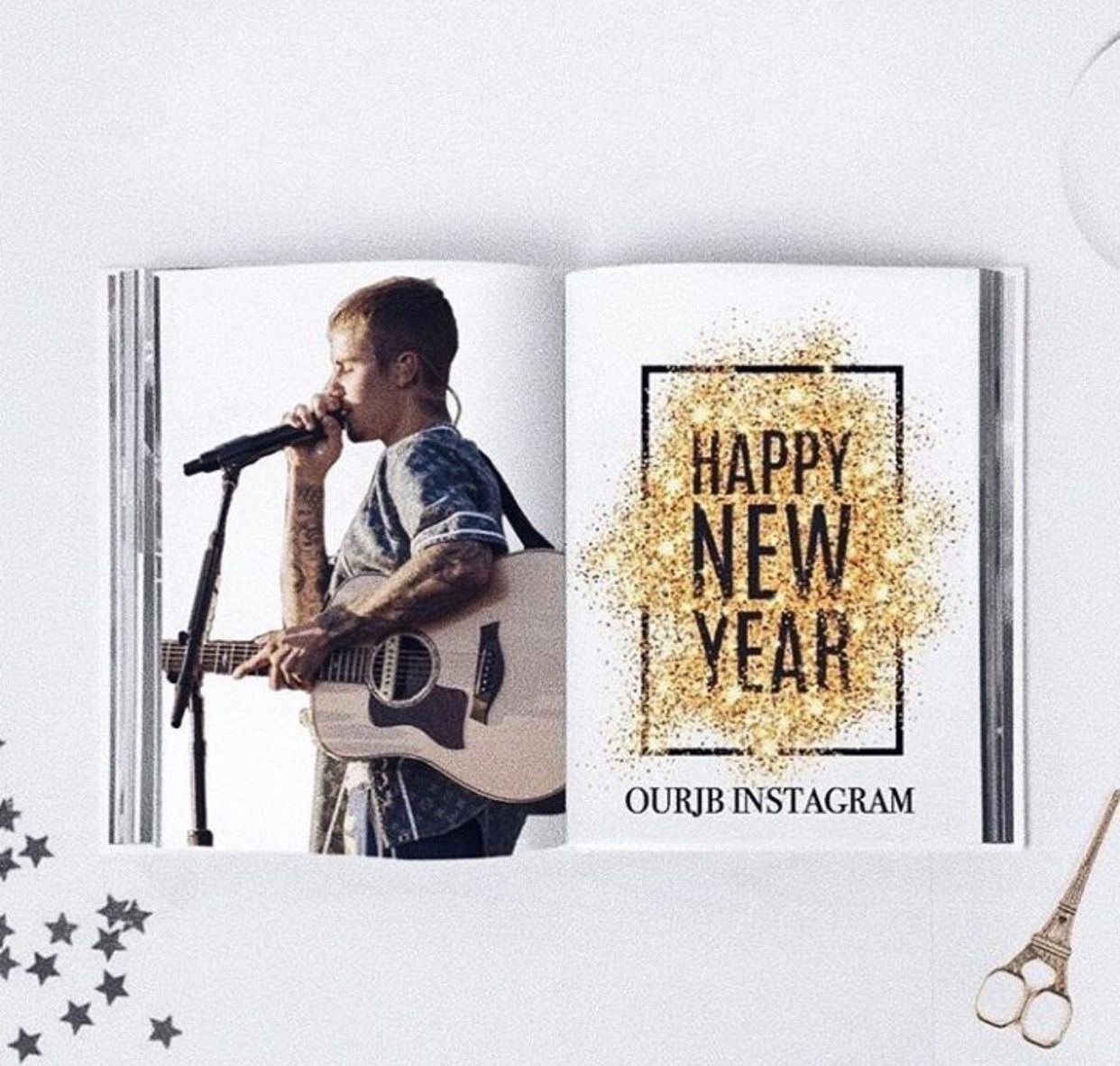 Pin By Asssh On Justin Bieber Justin Bieber Happy New Happy New Year