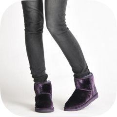UGG Classic Mini Velvet Womens Boots
