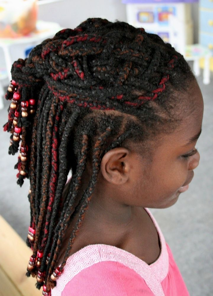 Hairstyles With Weave For Kids Weave Hairstyles Braids For Kids