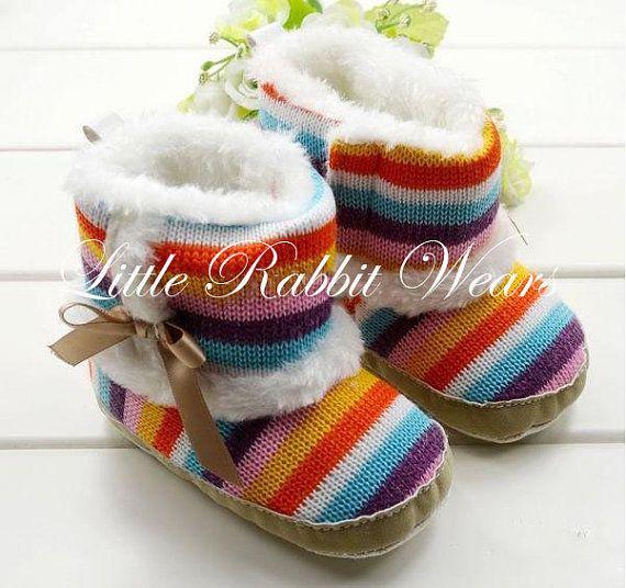 ca064f4d1fc77 Winter Rainbow-2 by Kate Vitina on Etsy  rainbow  multicolor  christmas   giftideas  scarf  crochet