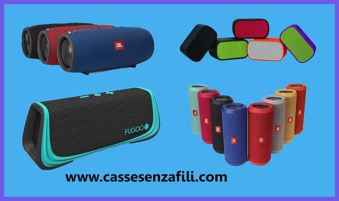 Casse Bluetooth 2016 – Le migliori Casse Bluetooth Ottobre 2016