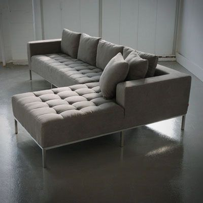 Gus Modern Carter Sectional Couch Shopping Furniture Sectional Living Room Sets