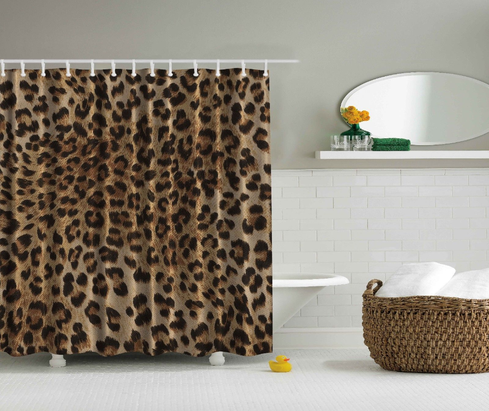 Home With Images Leopard Print Bathroom Cheetah Print