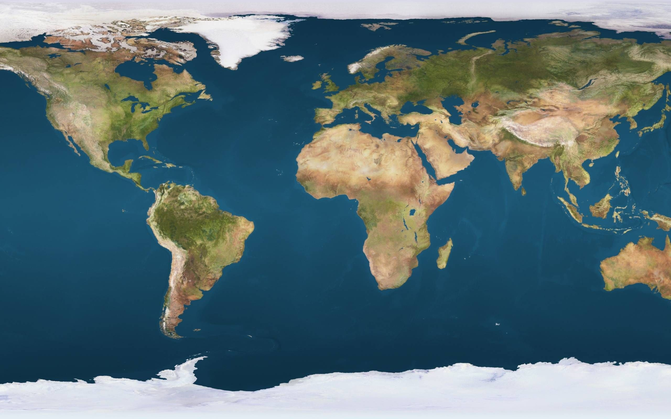 Political World Map Mural Political World Map